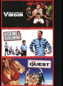 40 Year Old Virgin / Kicking And Screaming / The Quest