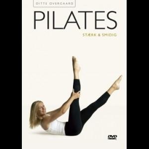 Pilates: Stærk & Smidig (Ditte Overgaard)