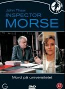 Inspector Morse: MORD PÅ UNIVERSITET