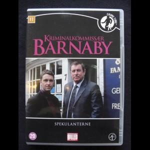 Kriminalkommissær Barnaby 20: Spekulanterne