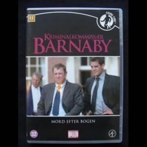Kriminalkommissær Barnaby 32: Mord Efter Bogen
