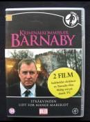 Kriminalkommisær Barnaby 34: Stråkvinden + Lidt For Mange Mareridt