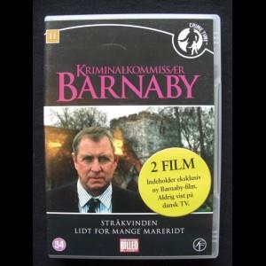 Kriminalkommissær Barnaby 34: Stråkvinden + Lidt For Mange Mareridt