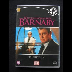 Kriminalkommissær Barnaby 40: Den Sjette Sans