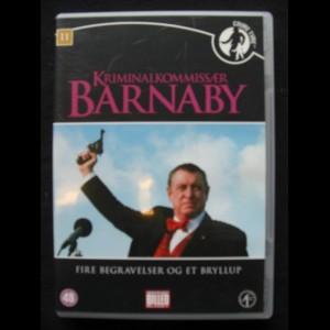 Kriminalkommissær Barnaby 48: Fire Begravelser Og Et Bryllup