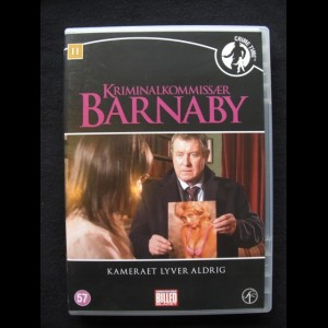 Kriminalkommissær Barnaby 57: Kameraet Lyver Aldrig