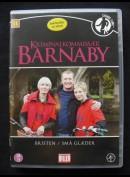 Kriminalkommisær Barnaby 70+71: Bristen + Små Glæder