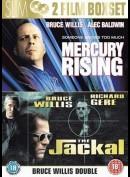 Mercury Rising + The Jackal