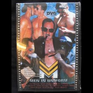 8144 GAY-XXX-Treme: Men In Uniform