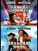 Shanghai Knights + Shanhai Noon  - 2 disc
