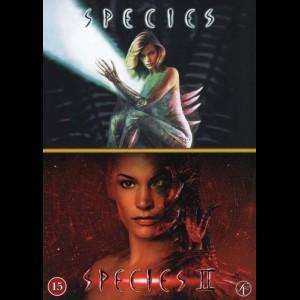 Species + Species 2  -  2 disc