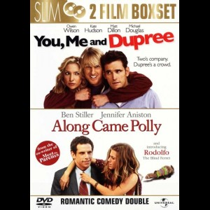 You, Me And Dupree + Along Came Polly  -  2 disc
