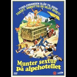 Munter Sextur På Alpehotellet (3 Schwedinnen In Oberbayern)