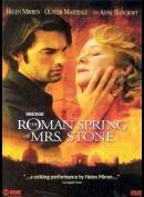 Mrs. Stones Romantiske Forår (The Roman Spring of Mrs. Stone)