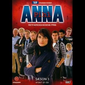 Anna Pihl: Sæson 3