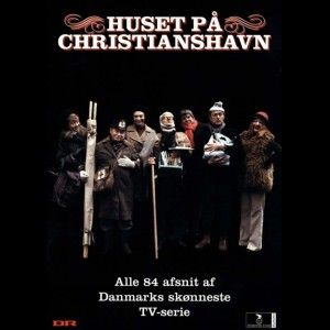 Huset På Christianshavn: Den Komplette Serie - Alle 84 afsnit