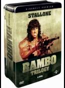 Rambo Trilogy  -  6 disc S.E. Boks