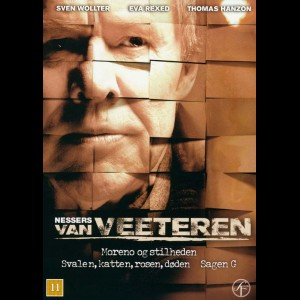 Van Veeteren Box 2  -  3 disc