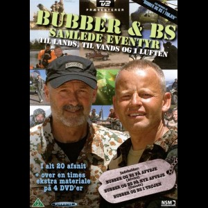 Bubber & BS: Samlede Eventyr