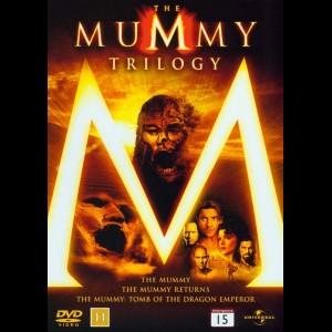 The Mummy Trilogy 1-3 (Mumien 1-3)