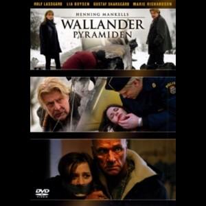 Wallander: Pyramiden (KUN SVENSKE UNDERTEKSER)