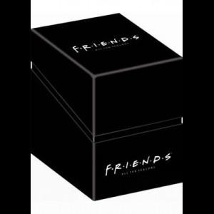 Venner: Den Komplette Boks Med Alle 10 Sæsoner (Friends)