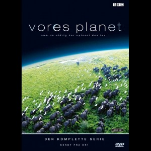 Vores Planet  -  5 disc (Planet Earth) (Alle 11 afsnit)