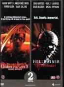Children Of The Corn 4: Deadly Harvest + Hellraiser 6: Hellseeker