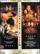 Mumien + Mumien Vender Tilbage  -  2 disc