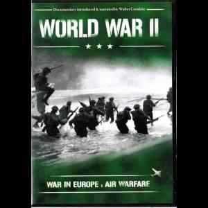 World War 2 - War In Europe: Air Warfare