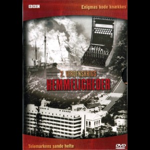 Secrets Of WW2: Cracking The Enigma.. (2. Verdenskrigs Hemmeligheder: Enigmas Kode Knækkes + Telemarkens Sande Helte)