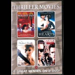 Thriller Movies (Paradise Lost + 3 mere)