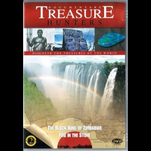 Treasure Hunters 2: The Black King Of Zimbabwe