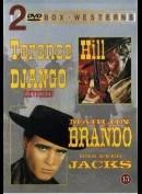 Django (1967) + One Eyed Jacks  -  2 Disc