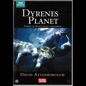 Dyrenes Planet: Tilbage Til Havet & Livet I Trætoppene (8)