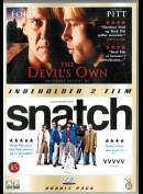 The Devil's Own + Snatch  -  2 disc