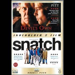 The Devils Own + Snatch  -  2 disc