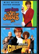 Austin Powers 2 + 3  - 2 Disc