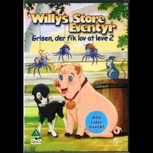 Willys Store Eventyr: Grisen Der Fik Lov At Leve 2