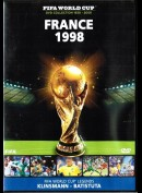 World Cup Collection: France 1998 (KUN ENGELSKE UNDERTEKSTER)
