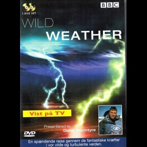 Wild Weather  -  2 disc (BBC)