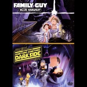 Family Guy: Blue Harvest + Something, Something, Something Dark Side  -  2 disc