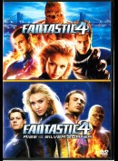 Fantastic 4 + Fantastic Rise Of The Silver Surfer