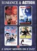 Romance & Action (4 Film)