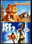 Garfield 2 + Ice Age 2
