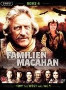 Familien Macahan: Sæson 4