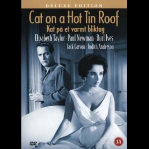 Kat På Et Varmt Bliktag (Cat On A Hot Tin Roof)