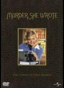 Hun Så Et Mord: Sæson 1