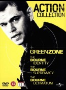 Action Collection: Green Zone + The Bourne Trilogy