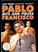 Pablo Francisco: Bits and Pieces Live From Orange County (KUN ENGELSKE UNDERTEKSTER)
